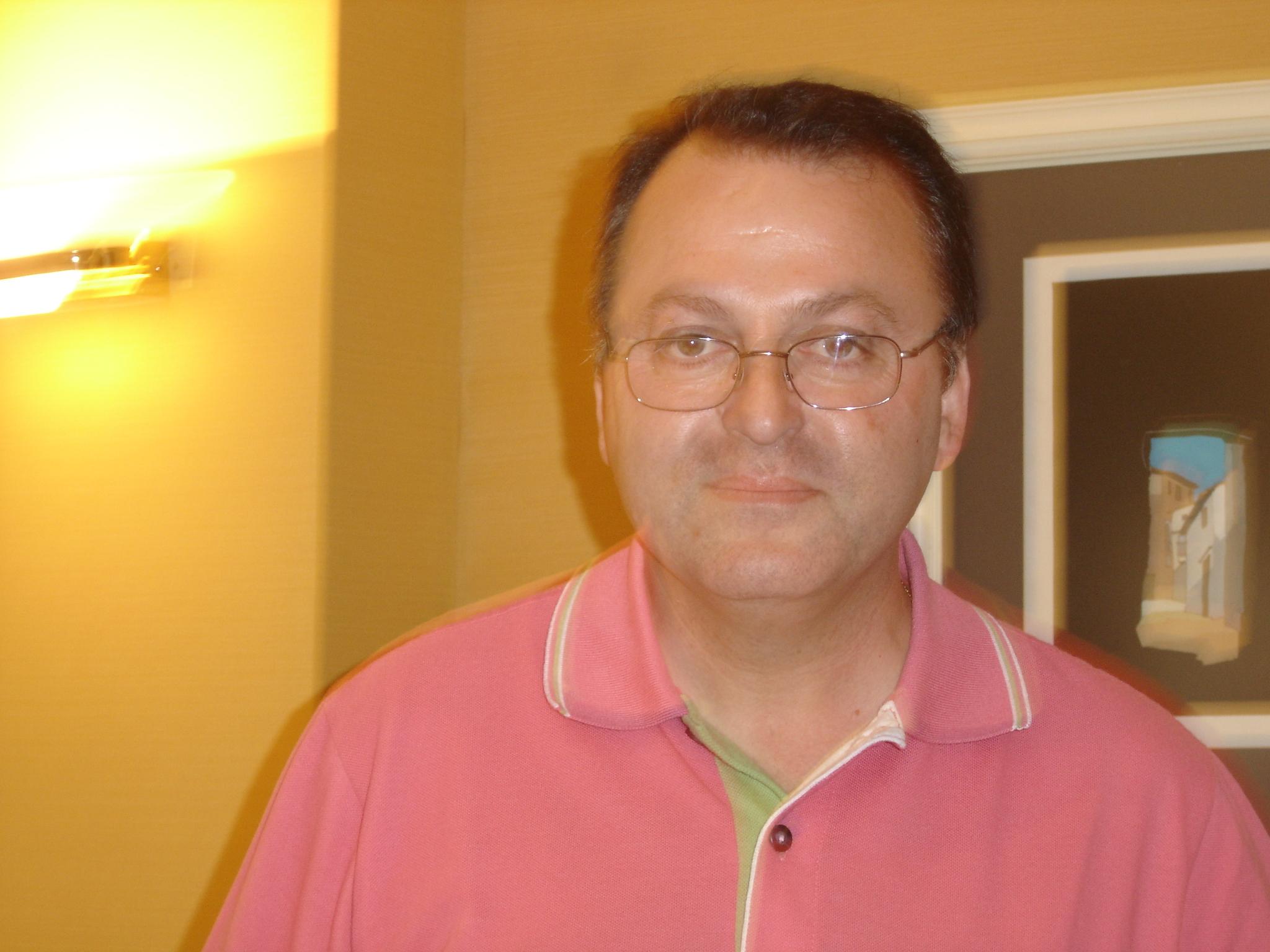 Javier González Ruiz, director del Insituto en el periódo 2004-2007 - FcoJavierGonzalez